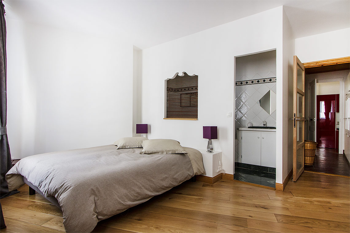 Wohnung Paris Boulevard Saint Germain 9