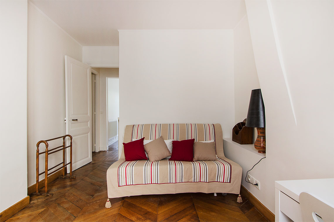 Wohnung Paris Boulevard Saint Germain 13