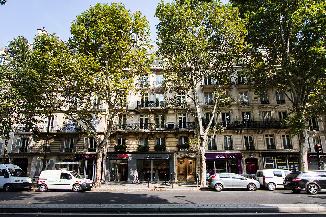 Wohnung Paris Boulevard Saint Germain 16