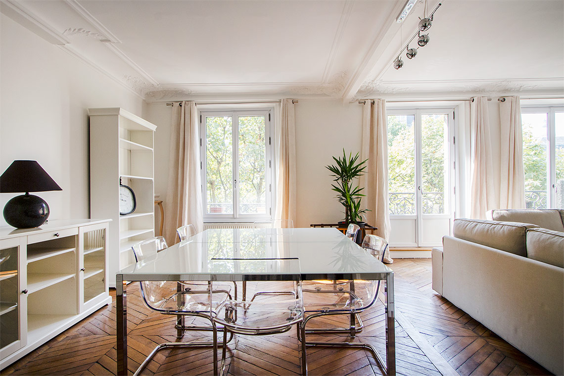 Wohnung Paris Boulevard Saint Germain 6