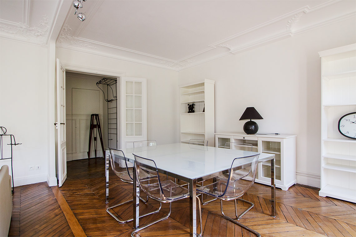 Wohnung Paris Boulevard Saint Germain 4