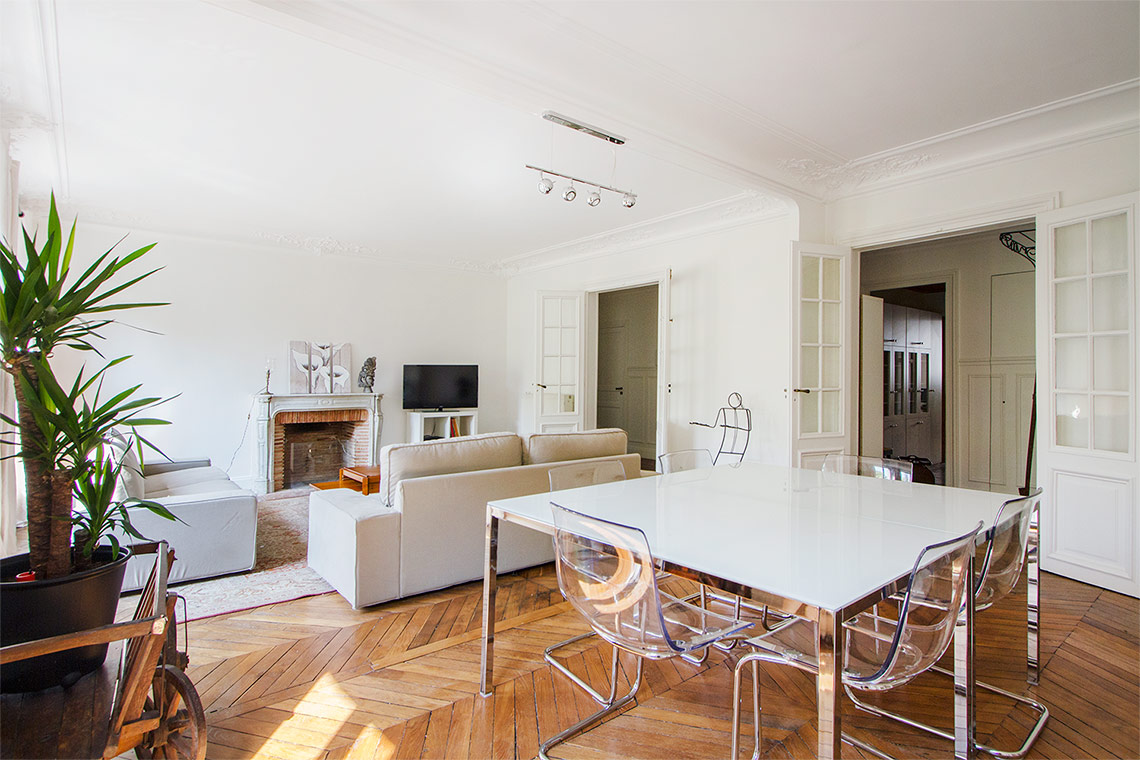Wohnung Paris Boulevard Saint Germain 5