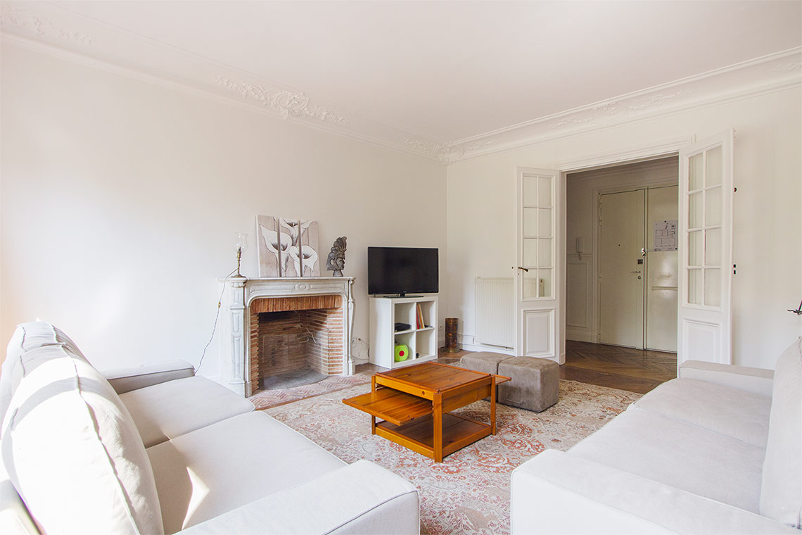 Wohnung Paris Boulevard Saint Germain 3