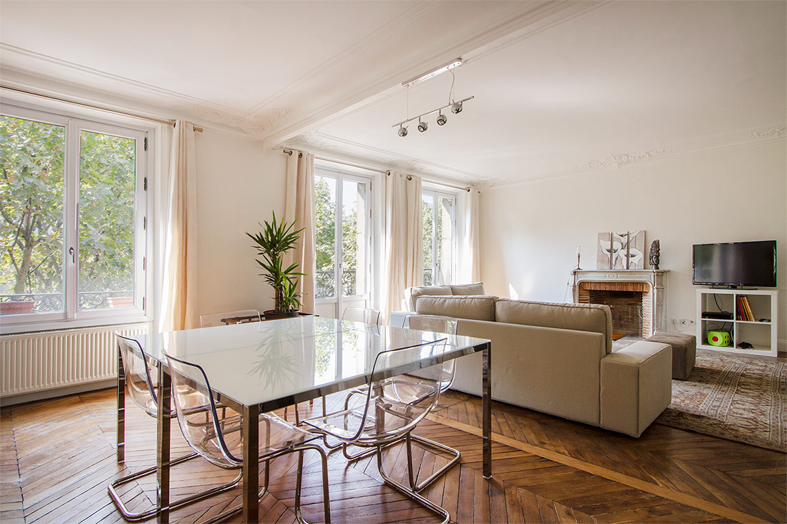 Wohnung Paris Boulevard Saint Germain 2