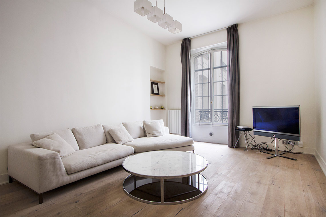 Apartment Paris Rue Paul Baudry 10