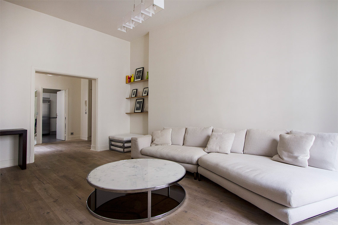 Apartment Paris Rue Paul Baudry 11