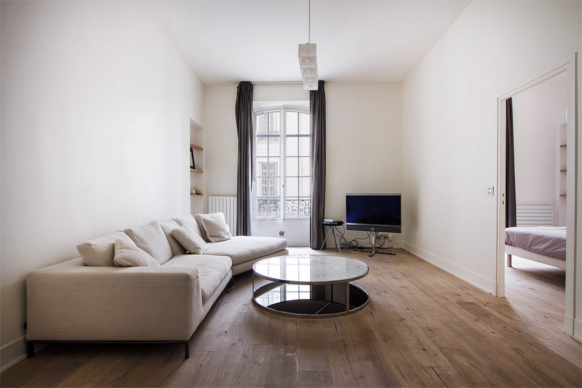 Apartment Paris Rue Paul Baudry 12