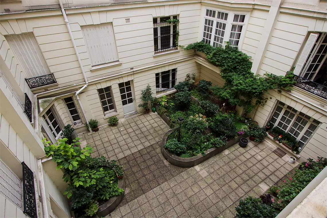 Apartment Paris Rue Paul Baudry 14