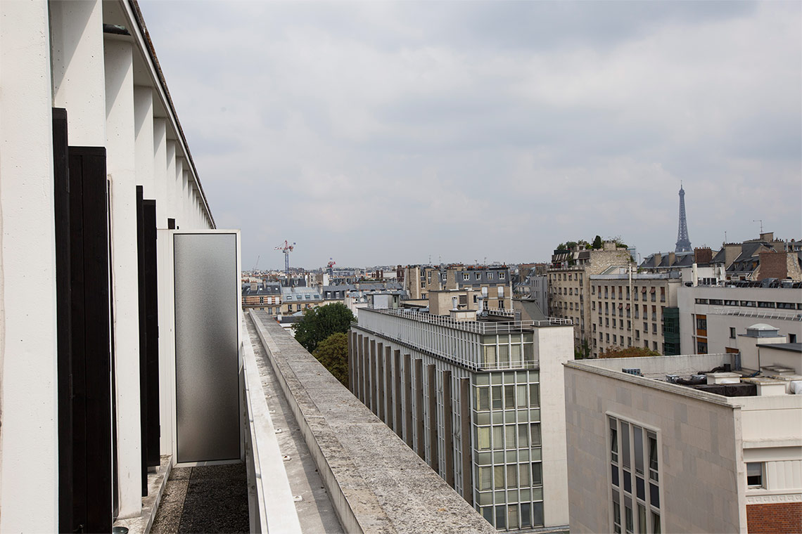 Paris Rue Boileau Apartment for rent