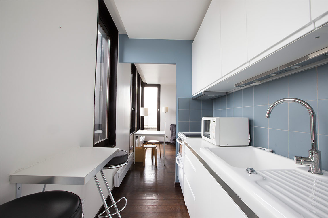 Apartment Paris Rue Boileau 5