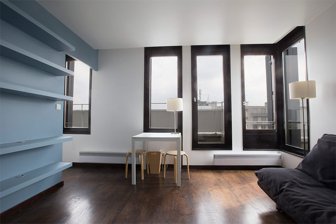 Apartment Paris Rue Boileau 11