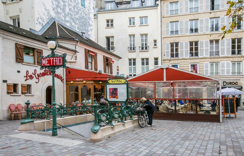 Appartement meubl quartier saint michel paris - Metro saint michel paris ...
