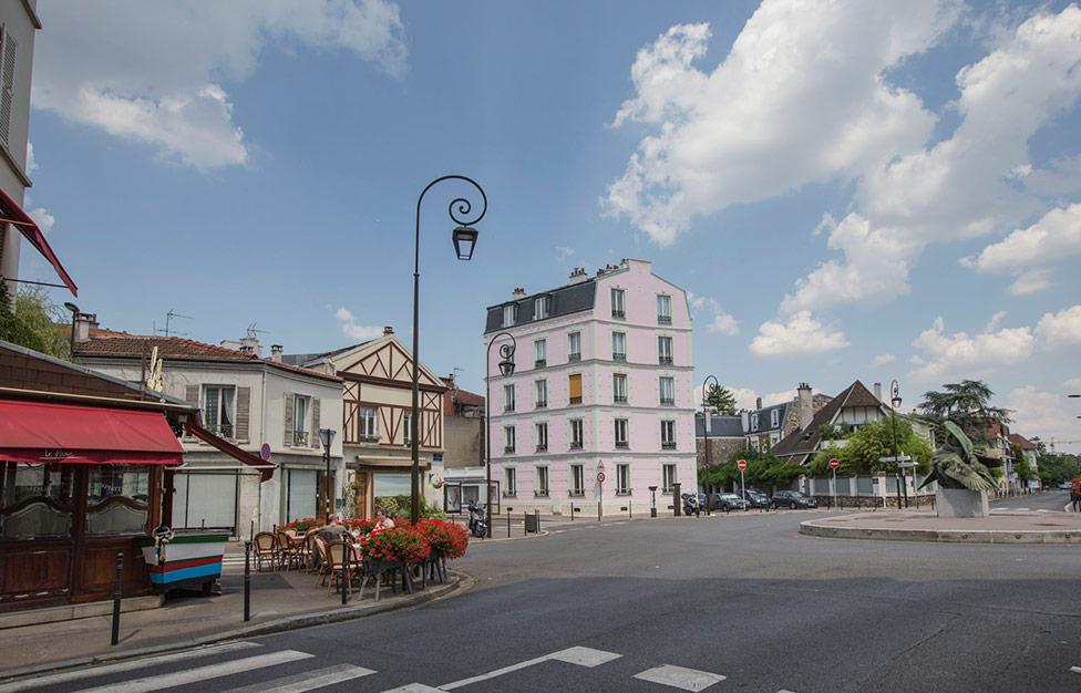 Appartement meubl quartier boulogne billancourt paris - Meubles boulogne billancourt ...